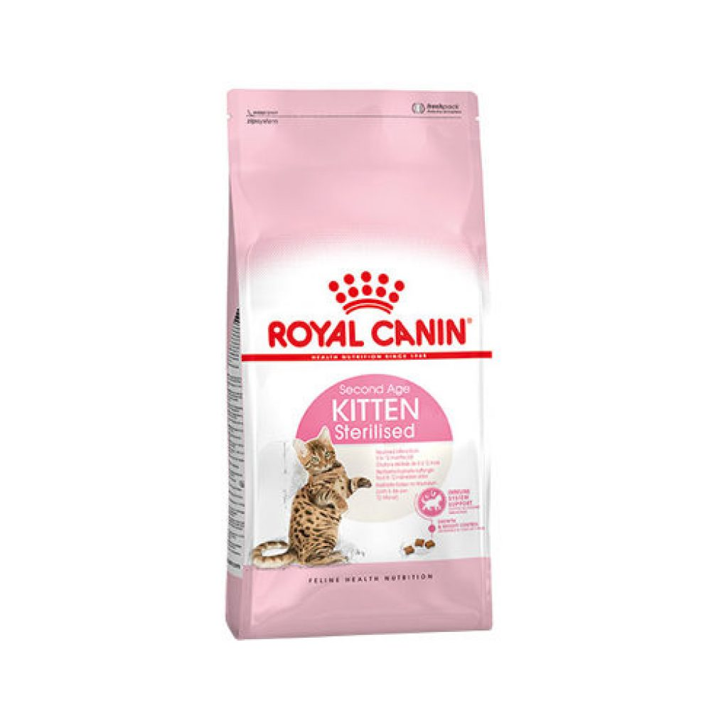 Royal Canin Kitten Sterilised Droogvoer Packshot